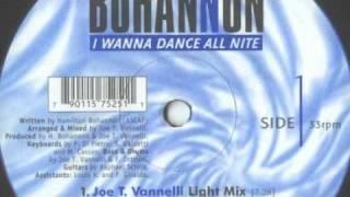 bonannon  i wanna dance all nite (joe t vanelli tribal dub) nec records 1996