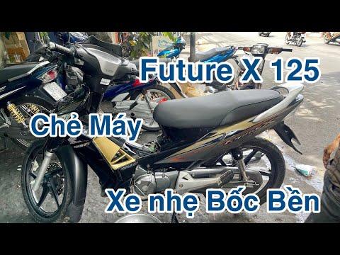 Future X 125 bảo trì máy cho chú chạy Grab. Cám ơn tìh cảm của nhữg người bìh dân nhất dành cho Tây