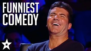 top 5 comedians on britains got talent try not to laugh got talent global