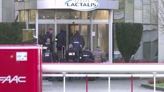 Registran fábricas de Lactalis tras escándalo de salmonela