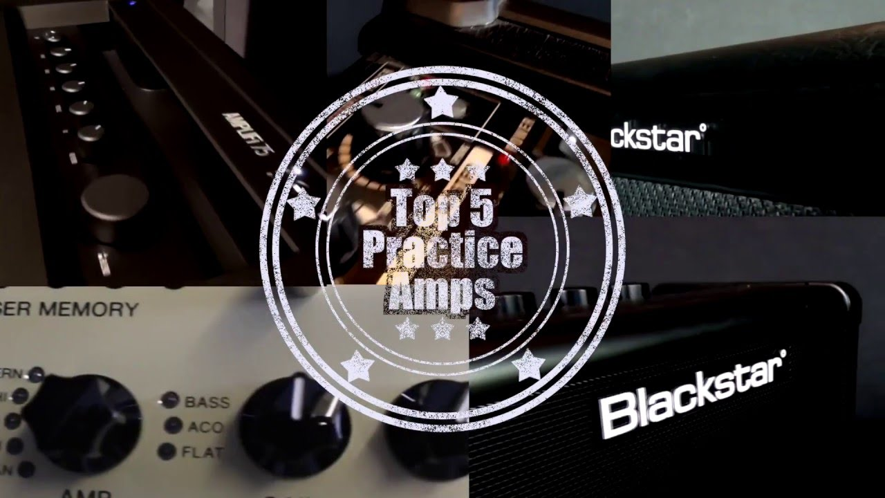 top 5 practice guitar amps youtube rh youtube com