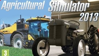 Agricultural Simulator 2013 Gameplay PC HD