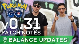 POKÉMON GO UPDATE: MAJOR BALANCE CHANGES TO MOVES + MORE