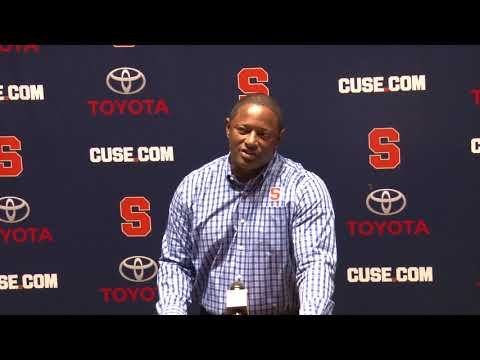 Dino Babers Boston College Preview Press Conference