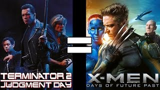 24 Reasons Terminator 2 & Xmen DOFP Are the Same Movie