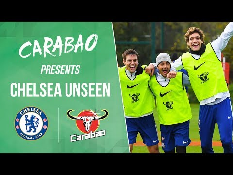 Incredible Goals & Head Tennis As The Team Prepares For West Brom | Chelsea Unseen