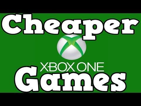 How To Get Cheaper Digital Games On Xbox One In Canada And USA