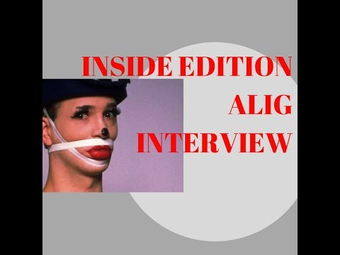 Inside Edition Michael Alig Party Monster Interview
