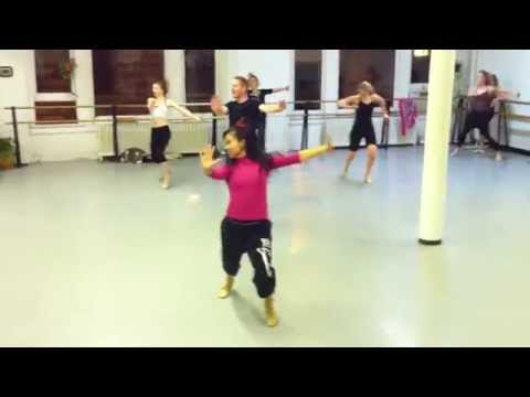 "Plu's Choreography: Aladdin's ""Friend Like Me"""