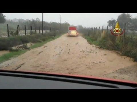 Four dead as floods hit central Italy