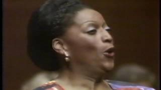 """Jessye Norman """"Ich bin der Welt abhanden gekommen"""" Ruckert Lieder 5/5"""