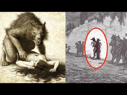 Die Dunkelsten Fälle von echten Werwölfen in der Geschichte!