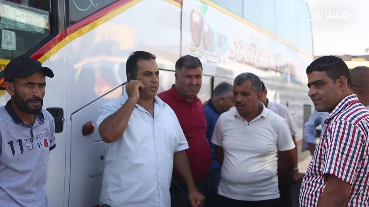 إضراب النقل الطرقي يفرق النقابات في محطة ولاد زيان