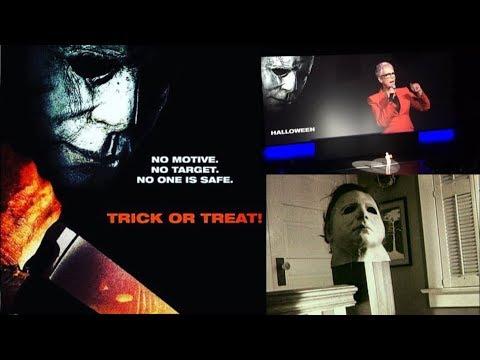 halloween 2018 trailer premiered at cinema con