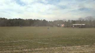 The 1836 Chuckwagon Race Diamond Ranch Neches Texas - What About Bob?