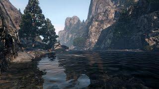 GTA V NPC Hike - Raton Canyon (First Person 1080p 60fps)