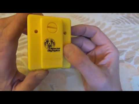Quorum PAAL Personal Security Attack Alarm with Clip Sports Model