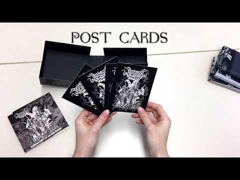 ARKONA - Khram (Unboxing)   Napalm Records