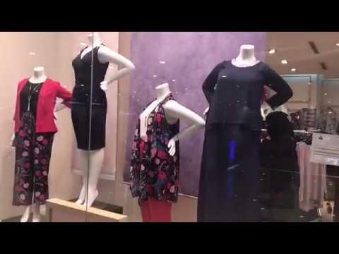 faf3dc44f فيديو اليوم من محل ايفانز لملابس المقاسات الكبيرة بالعثيم مول في ...