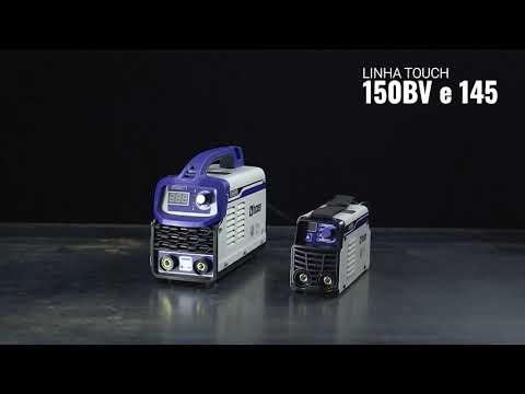 Linha TOUCH 150 BV e TOUCH 145 Boxer Soldas - A Mega Loja
