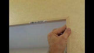Смотреть видео Пластиковые уголки для стен