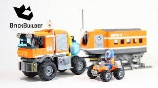 lego city 60035 arctic outpost lego speed build