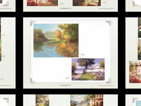 Inventory Artistry International Inc. Samples