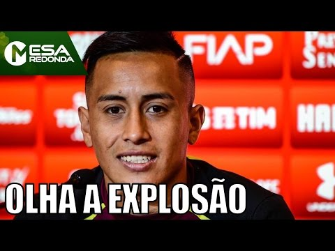 Cueva Cantor E Novo Busto De Cristiano Ronaldo (02/04/17) - Mesa Quadrada