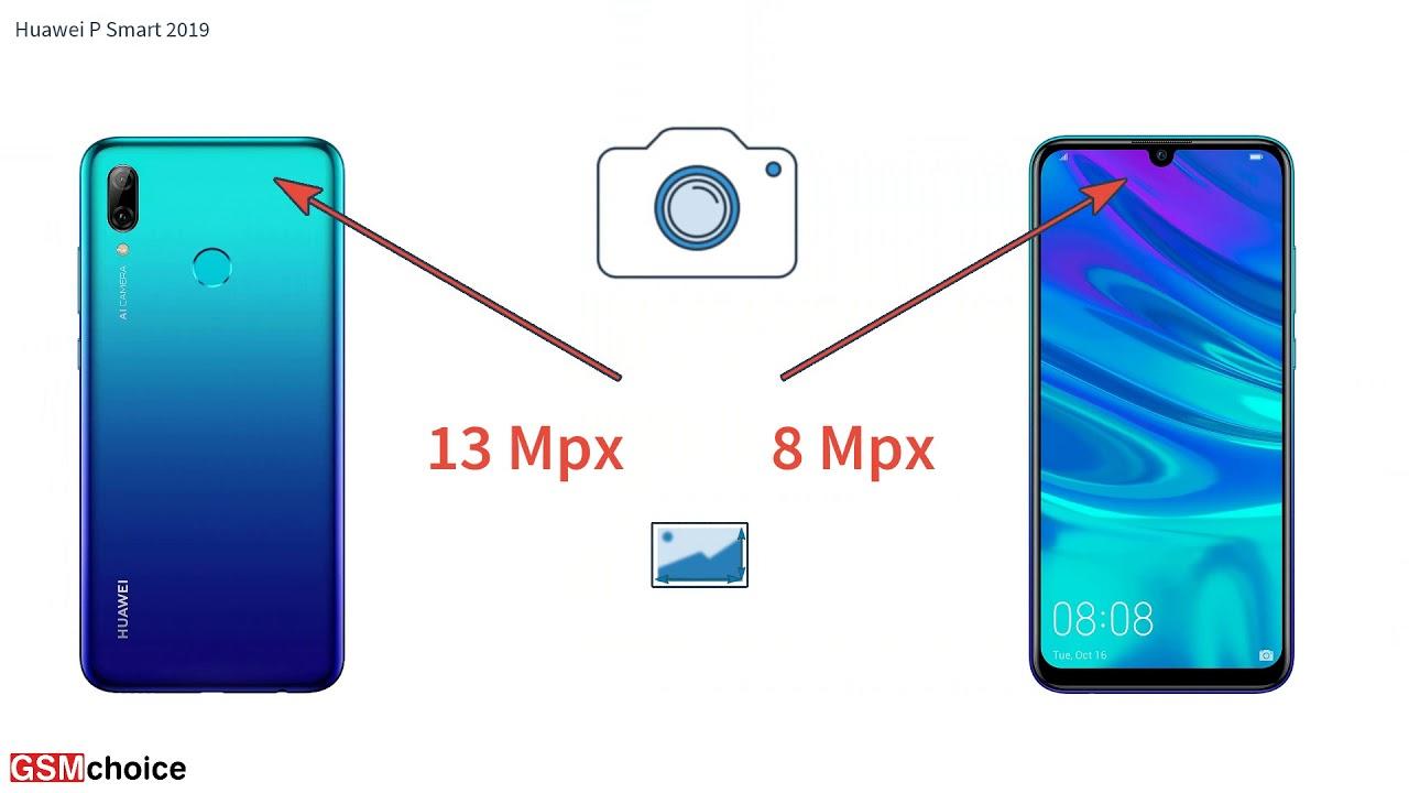Huawei P Smart 2019 POT-LX3, POT-LX1, POT-AL00 Datos