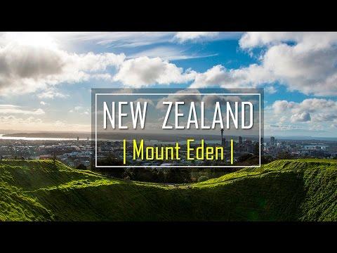 Mount Eden Summit, Auckland   New Zealand   in 3 mins