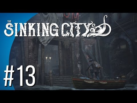 The Sinking City #13