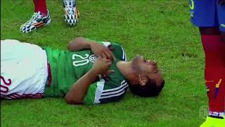 Worst Injuries In Football (Broken Legs and Blood)
