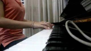 Vệt nắng cuối trời Minh Vương Piano Cover