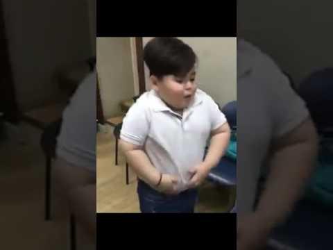 Popular Filipino Child Star [ BASTE ] Dance TWICE - Like Ooh Ahh.