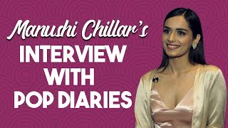 Exclusive Interview: Manushi Chhillar Reveals On Miss India 2018 Winner, Overnight Success