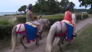 Tv-klip: Anne-Vibeke Rejser - Lolland,  Nysted Strand Camping
