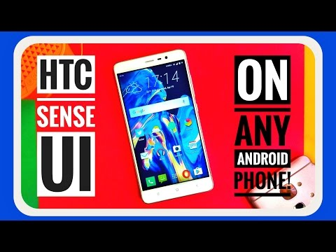 HTC Sense UI for ANY Android Device! ~ Dopest MOD ever!