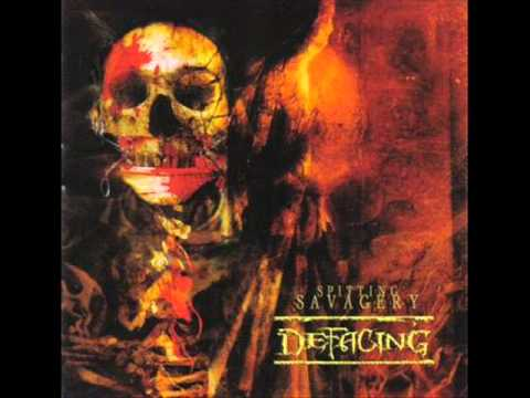 Defacing - Flagellated By Insanity