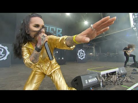 JINJER - Perennial (Live At Wacken Open Air 2019) | Napalm Records