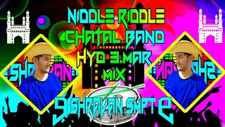 Gambar cover NIDDLE RIDDLE THEEN MAR HADRABAD CHATAL BAND MIX