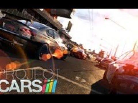 Project CARS гоняю все тачки в гоночные трассы часть 6