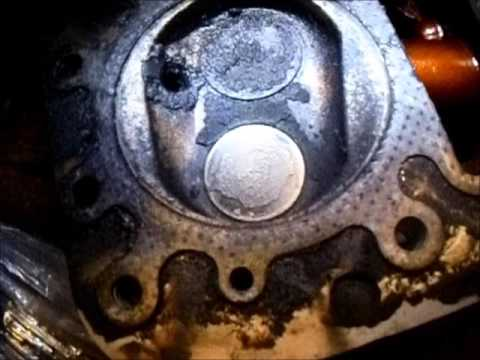 Craftsman Mower Briggs Blown Head Gasket Repair Youtube