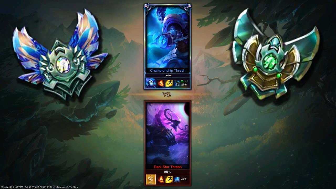 Diamond Mid player vs Platinum Support player (1v1 BEST OF 3) - League of  Legends