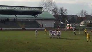 Tiszaújváros - Újpest 0-2 Magyar Kupa negyeddöntő II.