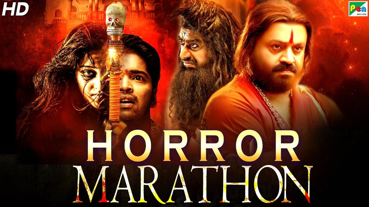 Horror Movies Marathon   New South Hindi Dubbed Movies   Khiladi Khel Ka, Bhayaanak