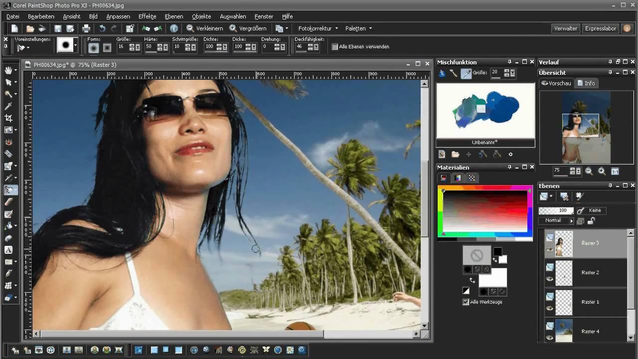 Corel Paint Shop Pro Photo X2 V12.0 Serial number