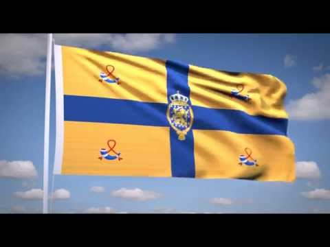 "National Anthem of the Netherlands (""Het Wilhelmus"") Royal flag of Netherlands"