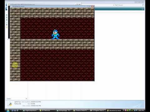 2D Platformer with Pygame - Part 1