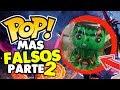 Los Funko POP Mas FALSOS De La HISTORIA Parte 2