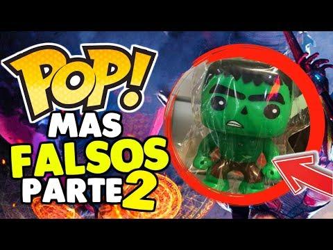 Los Funko POP Mas FALSOS De La HISTORIA  2